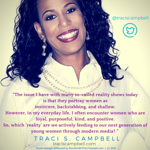 Tune in to the attuner: our BENEFICIENCE #PRClient Traci S. Campbell