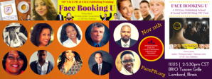 FACEPR.org hosts Nov 11th 12 Day History Making Intro To Face PR Certificate Training by Face BookingU Author & Face PR Industry Founder Tracey Bond