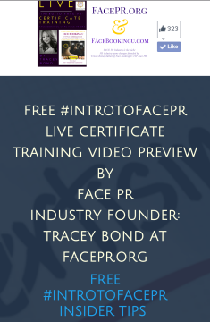 FacePR.org #INTROTOFACEPR - Teaser Trailer Video