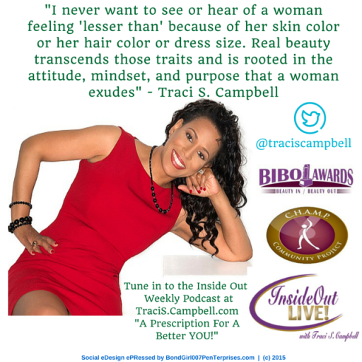 """I never want to see or hear of a woman...quote"" - Traci S. Campbell @traciscampell - Social eDesign ePRessed by BondGirl007Penterprises.com - (C) 2015"