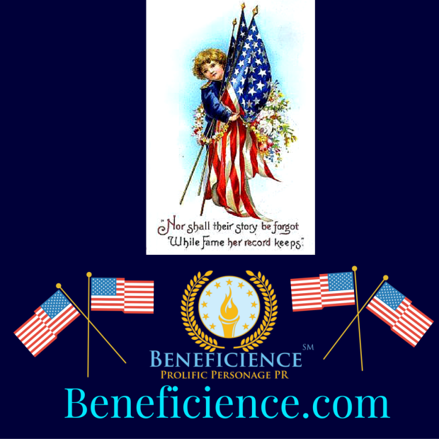 MemorialDay-Beneficience.com PR