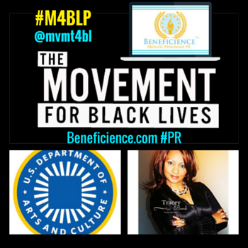 #M4BLP Beneficience.com PR has joined the USDAC in taking the pledge for the #movementforblacklives (1)