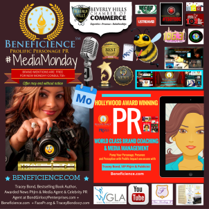 Tracey Bond is celebrating #MediaMonday today -BRAND MENTIONS ARE FREE ON MONDAY W%2FCONSULT! ! - @tracey007bond