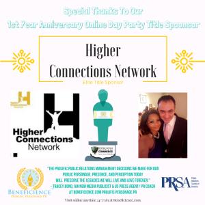 beneficience-com-super-pr-stars-elite-title-sponsor-higher-connections-network-beneficienceprstar-posts-2016