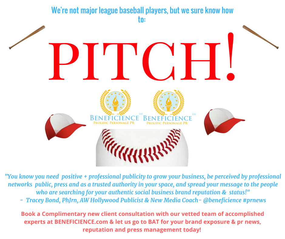 we-may-not-be-major-league-baseball-players-but-we-sure-know-how-to-pitch-tracey-bond-award-winning-publicist-us-press-agent-at-beneficience-com-beneficience-publicrelations-prnews-chicago-pr