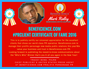 beneficience-com-pr-client-certificate-of-fame-2016-mark-ridley