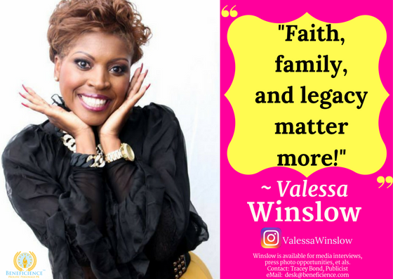Copy of Valessa Winslow on Instagram - Inspire2BTransformedAuthorquotes on purpose Valessa Winslow is available for media interviews and press opportunities & more at email desk@benefici