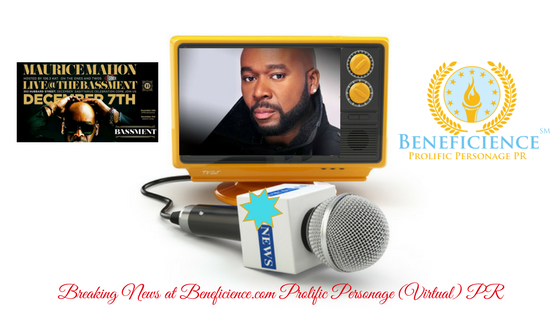 Copy of For Immediate Release Breaking News_ Award Winning Vocalist Maurice Mahon at Beneficience.com Virtual PR (1)