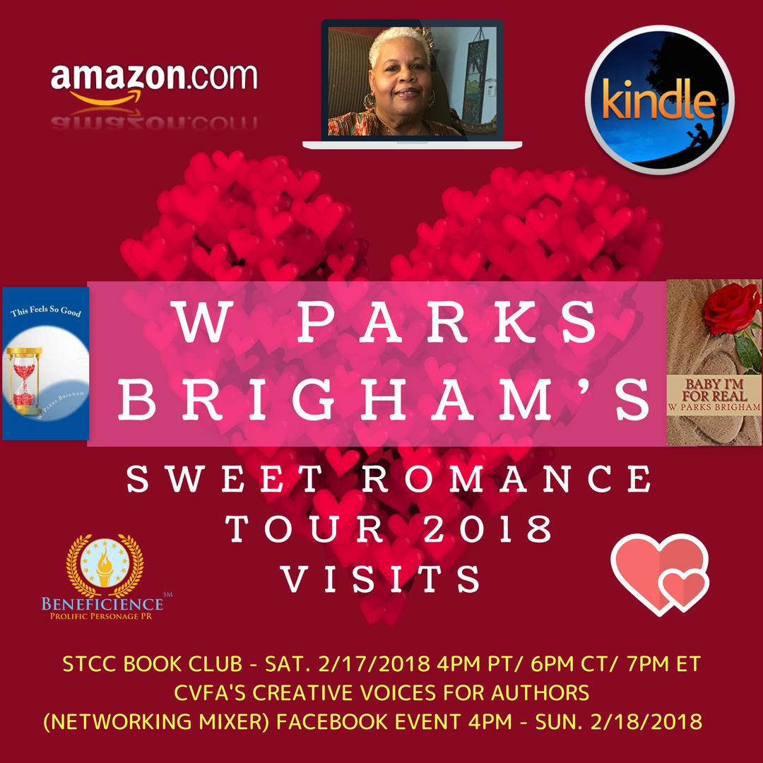 W Parks Brigham Sweet Romance Tour 2018 Visits(1)