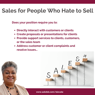 Sales For People Who Hate ToSell